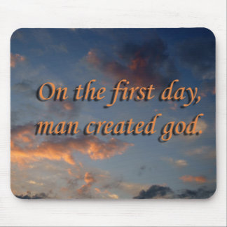 atheist clouds mousepads