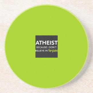 Atheist Coaster