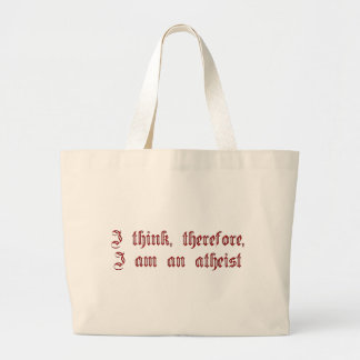 Atheist Cogito Bag