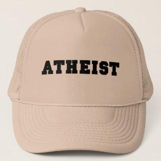 Atheist Collegiate Logo Trucker Hat