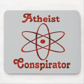 Atheist Conspirator Mouse Pad