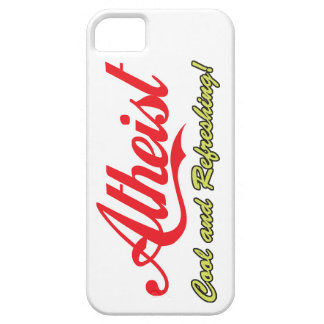 "Atheist, ""Cool and Refreshing!"" iPhone 5 Cases"