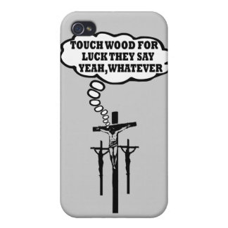 Atheist Cover For iPhone 4