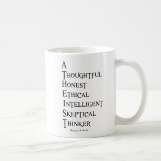 Atheist Defined Coffee Mug