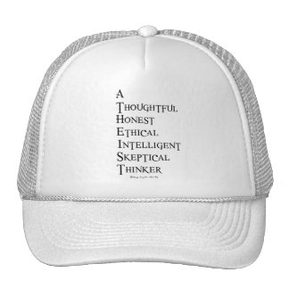 Atheist Defined Trucker Hat