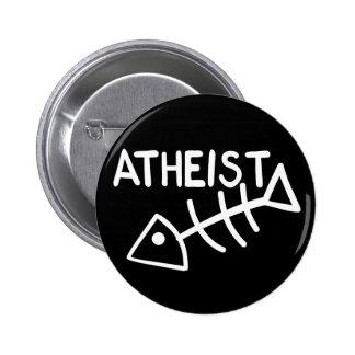 Atheist Fish Pins