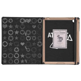 Atheist Fish iPad Cases