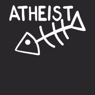 Atheist Fish shirt