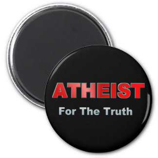Atheist For Truth Magnets
