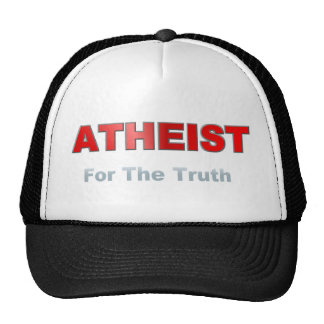 Atheist For Truth Mesh Hat