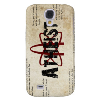 Atheist Galaxy S4 Case