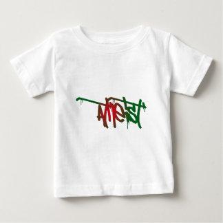 Atheist Graffiti Baby T-Shirt