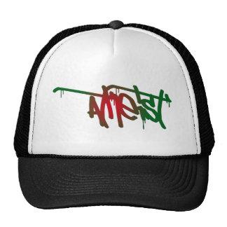 Atheist Graffiti Trucker Hat