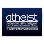 Atheist Greeting Cards