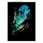 Atheist Heroes Charles Darwin Greeting Card