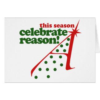 Atheist Holiday Season Card