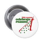 Atheist Holiday Season Pin
