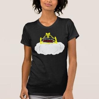 Atheist humor t-shirt