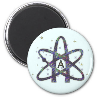 Atheist in Outer Space Magnet
