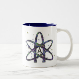 Atheist in Outer Space Mug