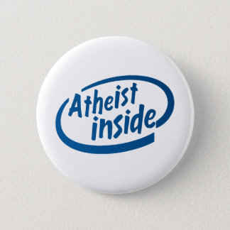 Atheist Inside Button