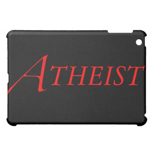 Atheist iPad Case