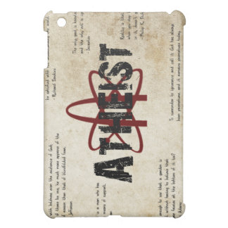 Atheist Cover For The iPad Mini