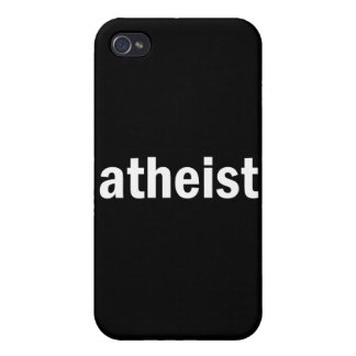[atheist] iPhone 4 covers