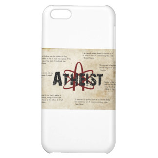 atheist cover for iPhone 5C