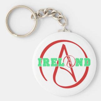 Atheist Ireland Keychain