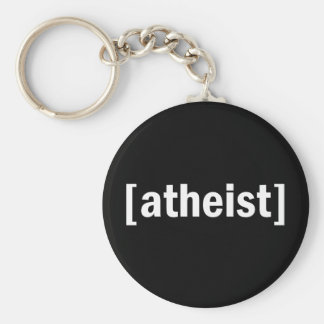 [atheist] keychain