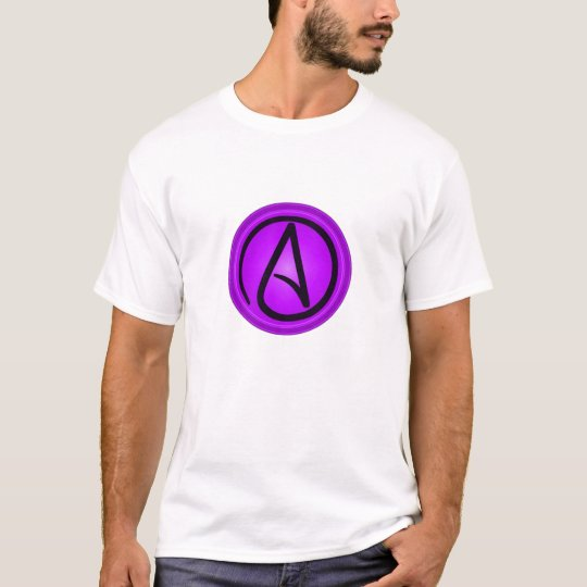 Atheist Logo Men's Shirt