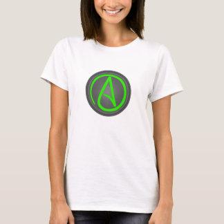Atheist Logo Women's Shirt