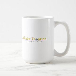 Atheist LOVE (for coffee addicts, etc.) Coffee Mug