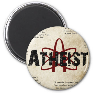 Atheist Fridge Magnets