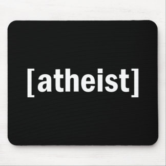 [atheist] mouse pads