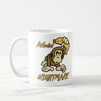 Atheist Nightmare Coffee Mugs