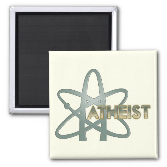 Atheist (official American atheist symbol) Magnet