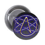 Atheist pin