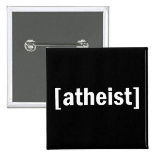 [atheist] pinback button