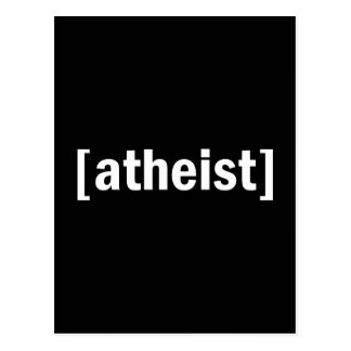 [atheist] post cards