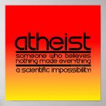 Atheist Print