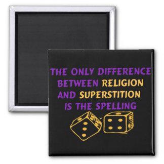Atheist Quote Magnet