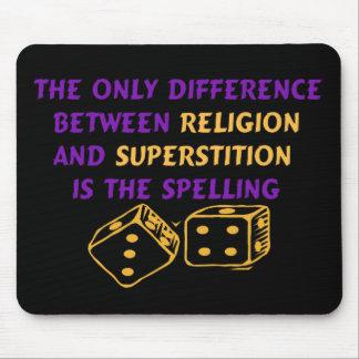 Atheist Quote Mousepad