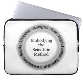 Atheist Scientific Method Acronym Electronics Bag Laptop Computer Sleeves