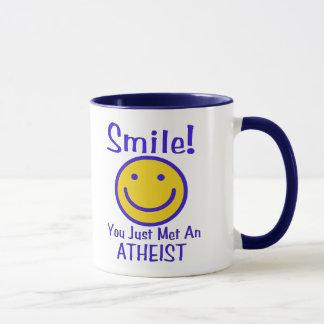 Atheist Smiley Mug