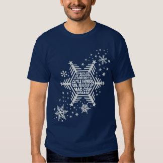 Atheist Snow T-Shirt