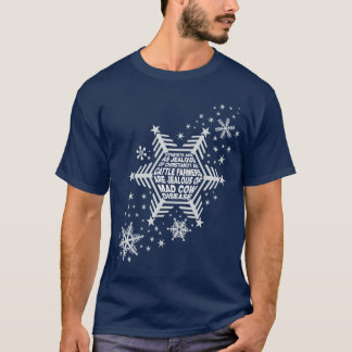 Atheist Snow T-Shirt
