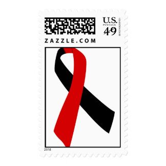 Atheist Solidarity Ribbon Postage Stamps