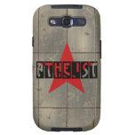 Atheist Star Galaxy S3 Case